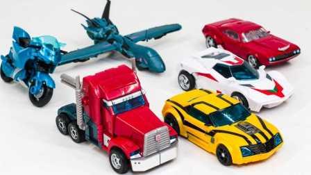 平面变形金刚  摩托车变形金刚  玩具车变形金刚 赛车汽车 小儿科 我的世界玩具汽车