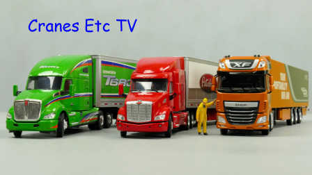 Paccar Brand Box by Cranes Etc TV