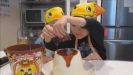 【萌心搬运】小小世界 第143集 超大焦糖布丁
