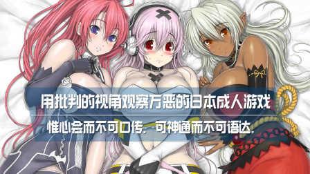 东瀛志VR版:用批判的视角观察万恶的日本成人游戏