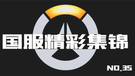 守望先锋国服精彩集锦35:等一声英雄不朽