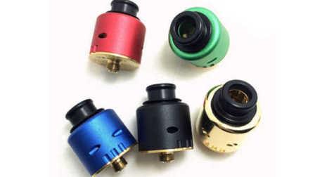 电子烟  Ziggs RDA  吉格斯二代 滴油 雾化器评测 蒸汽烟 测评