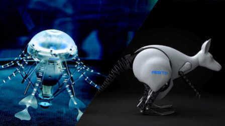 智能仿生机器人太神奇_新城商业_第85期
