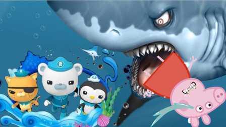 海底小纵队 和 小猪佩奇 当交换生  小公主苏菲亚  超级飞侠  兽王争锋 巴克队长