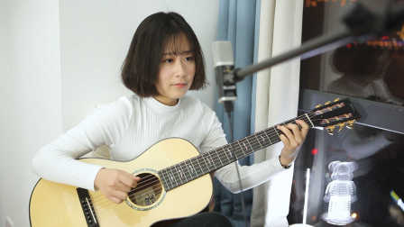 成都 - Nancy吉他弹唱