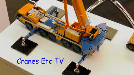 IMC Models @ Nuremberg Toy Fair 2017 by Cranes Etc TV