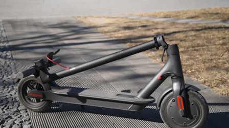 代步而已?小米米家电动滑板车体验——iMobile出品