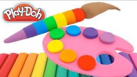 亲子玩具彩虹豆玩具总动员 海底总动员尼莫卡通玩具杯 冰雪奇缘雪宝 小猪佩奇 玩具试玩
