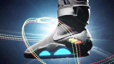 Nike Mag智能鞋不用系鞋带/丰田全木质概念车亮相