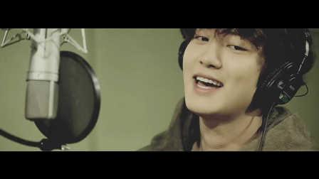 【风车·韩语】EXO灿烈联手郑基高《Let Me Love You》真人花絮版MV公开