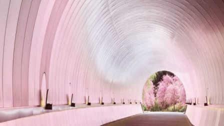 """华裔建筑大师贝聿铭在日本造了个""""桃花源"""",让世外桃源完美重现"""