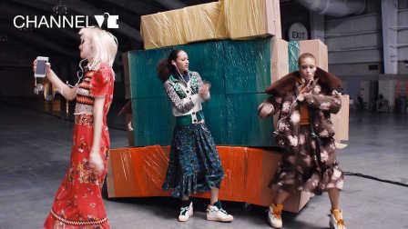 ViE呈现|舞动纽约时装周