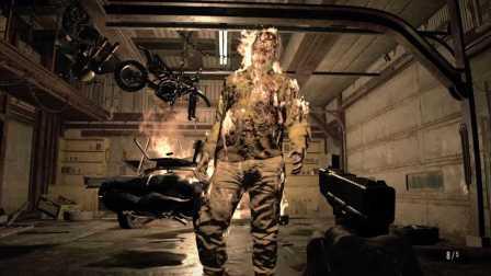 《生化危机7》最高难度无伤苛刻限制速攻
