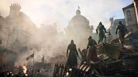 《刺客信条:大革命》回归电影向攻略解说
