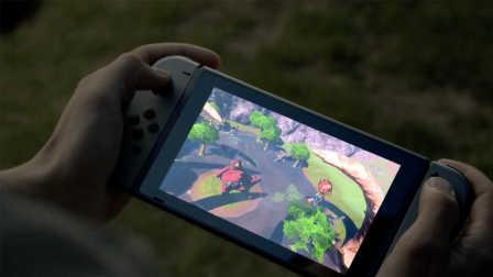 【科技微讯】任天堂全新游戏主机 Nintendo Switch:开箱、上手