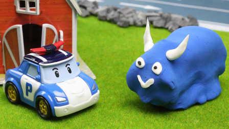 奇趣箱橡皮泥彩泥 第一季:橡皮泥怪兽来到玩具小镇 01