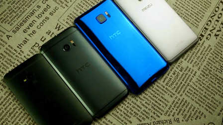 HTC U Ultra外放测试(对比HTC M7,HTC 10和魅族PRO6 PLUS)