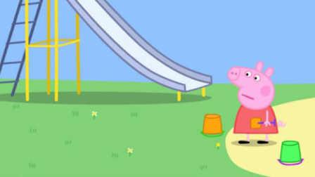亲子早教 识字104 小猪佩奇学汉字 第二季 粉红猪小妹