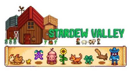 【大橙子】星露谷物语StardewValley#8鸡舍盖成