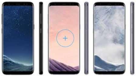 Galaxy S8国行价格确认/vivo Xplay6磨砂黑