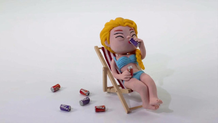 艾莎公主喝饮料引发的囧事!培乐多彩泥粘土 玩具试玩 卡通动画 定格动画 冰雪奇缘 #车车王国#