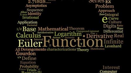 数学中的自然常数e究竟是什么?