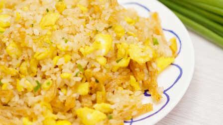 【魔力TV】鸡蛋卫龙炒饭,炒饭的又一创意吃法!