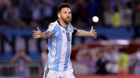 迪马利亚造点梅西进球制胜 阿根廷1-0智利进前3