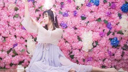 【NANA】唯美中国风梨树下的 落花情.mp4