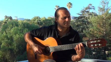 古典吉他大师Michael Marc演奏 哈利路亚Hallelujah