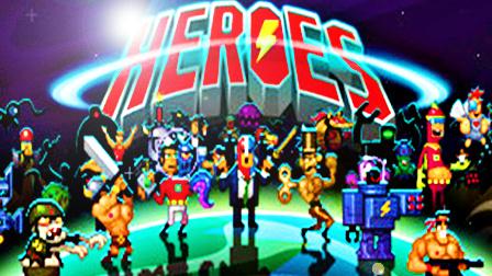 【屌德斯解说】 88位超级英雄 各种奇葩逗比超级英雄纷纷登场!