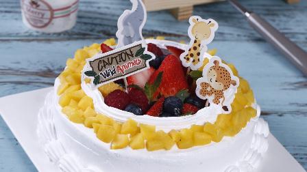 动物园小蛋糕