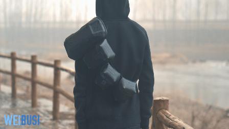 EDCO御Mavic-战术腰带使用体验「WEIBUSI出品」