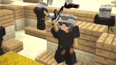 大海解说 我的世界Minecraft 我是逗逼特种兵.mp4