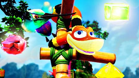 【屌德斯解说】 3D贪吃蛇模拟器 你见过能把蛇拖着飞的鸟吗?