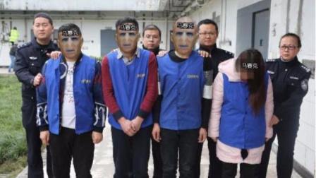 """重庆警方打掉""""时时彩""""诈骗团伙 告慰牺牲民警许峰英灵"""