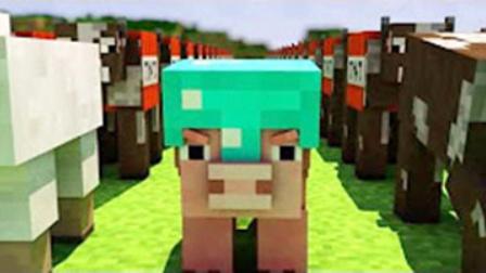 大海解说 我的世界Minecraft 僵尸农场大作战