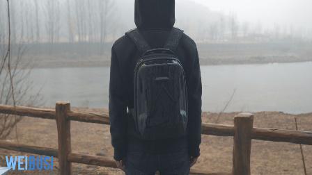 EDCO御MAVIC-双肩背包使用体验「WEIBUSI出品」
