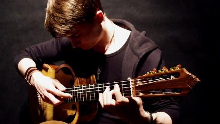古典吉他 Lukasz Kapuscinski - Síocháin Shuthain