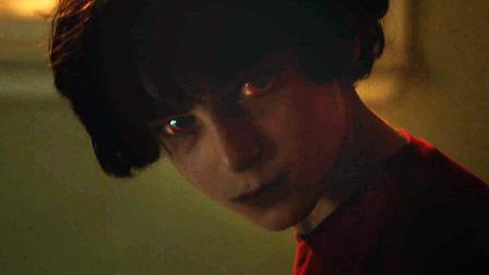 5分钟看恐怖片《诡魔童》,驱魔人盗梦驱魔 146