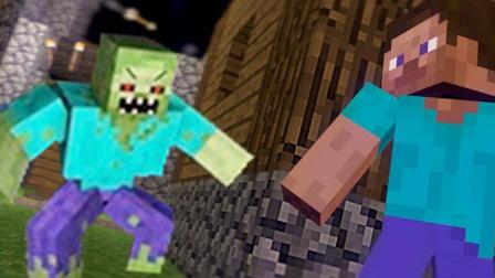 大海解说 我的世界Minecraft 恐怖逃生精神病院