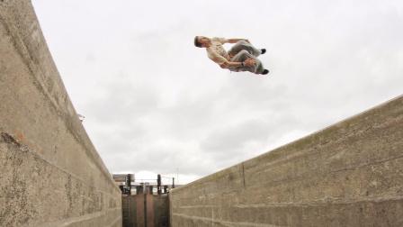 【洁癖男】英国跑酷运动员Ben Reddington - World Wide Bits