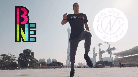 【洁癖男】澳大利亚跑酷运动员Brodie Pawson亚洲跑酷之旅