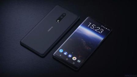 诺基亚9外观可与三星S8一拼/最便宜全面屏手机Alpha曝光
