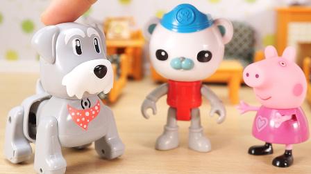 小猪佩奇会唱歌的宠物狗狗 97