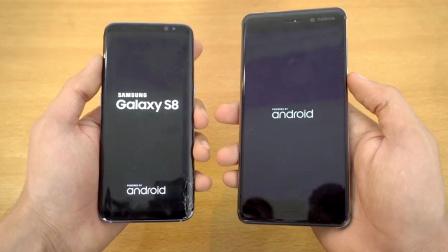 【科技微讯】速度对比!诺基亚6 挑战 三星S8!