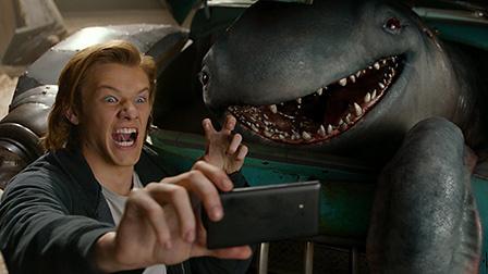 奇幻片《怪兽卡车》,蠢萌爆笑版速度与激情 147