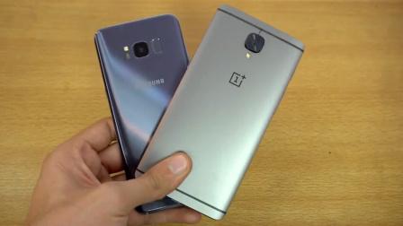 【科技微讯】国产也不错:一加手机3T 挑战 三星S8!