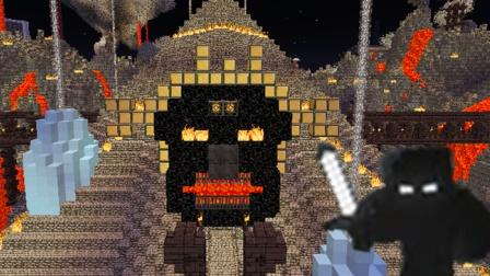 大海解说 我的世界Minecraft 僵尸恶魔城1生死时速