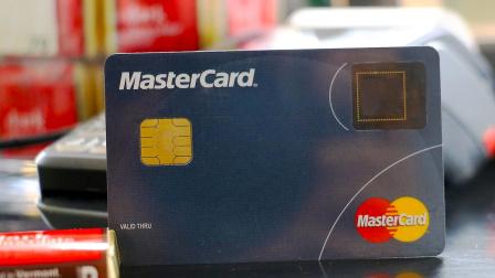 厉害!连银行卡,都带指纹传感器了